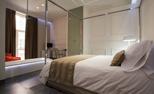 Camera Deluxe Design Hotel 4 stelle Napoli 2