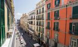 Camera Deluxe Design Hotel 4 stelle Napoli 7