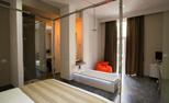 Chambre Deluxe Design Hôtel 4 étoiles Naples 1