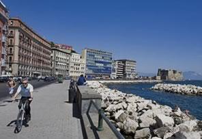 Boutique-hôtel Naples à proximité du front de mer