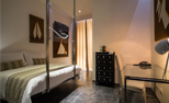 Chambre Superior Design Hôtel Naples 1