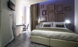 Camera Superior Design Hotel Napoli 7