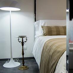 Chambres du Boutique-hôtel Santa Brigida Naples