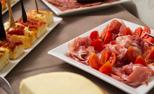 Petits déjeuners hôtels de luxe Naples