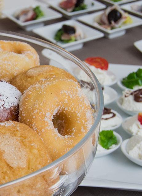 Petit déjeuner Hôtel de Luxe Naples