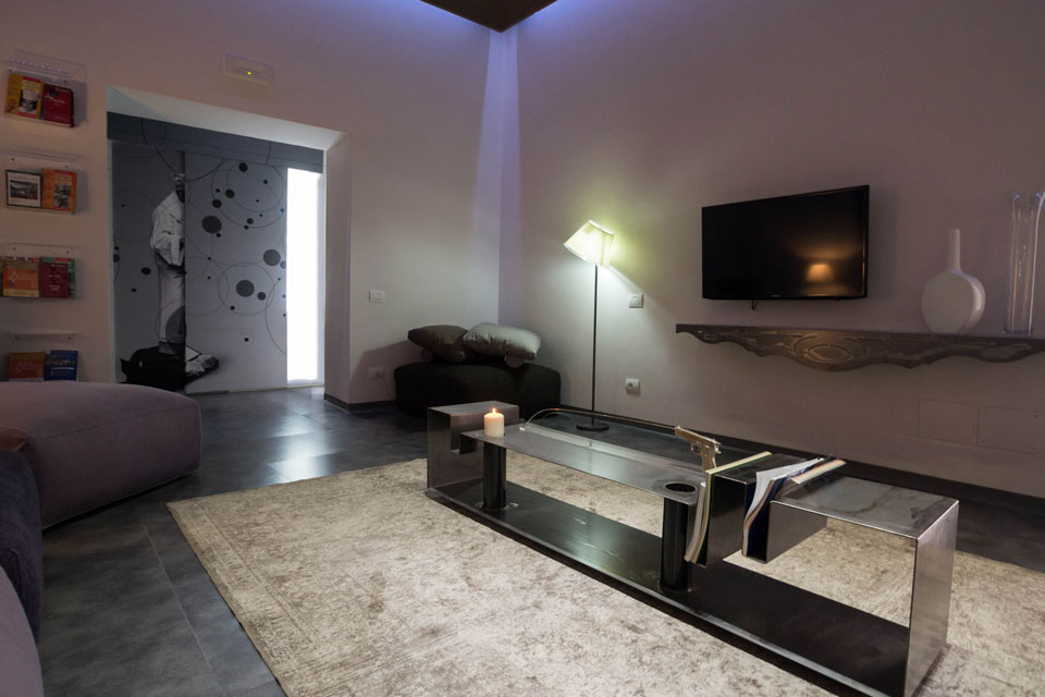 Design hotel napoli santa brigida hotel di design napoli for Design hotel pauschalreise